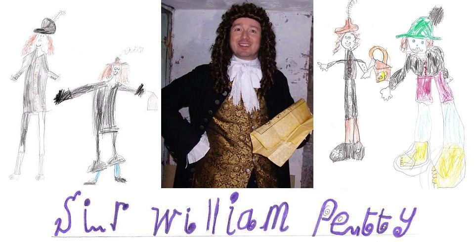 Drawings of Sir William