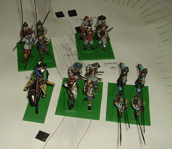 Royalist Minatures