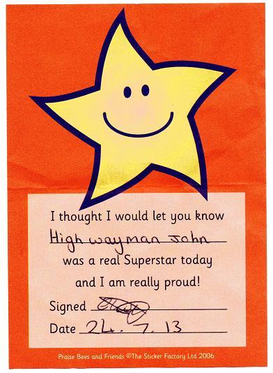Nevison's Certificate