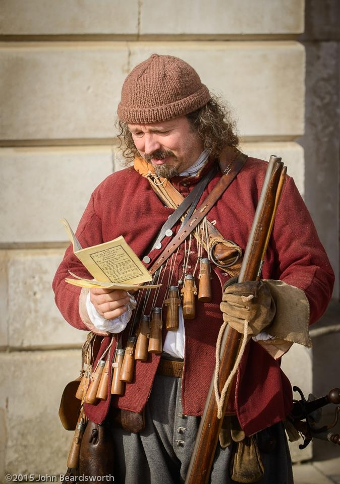 MusketeerReading